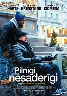 The Upside poster #1616195
