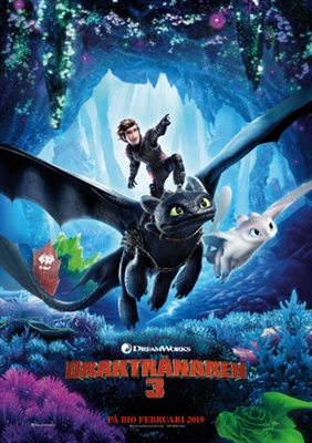How to Train Your Dragon: The Hidden World poster #1616553