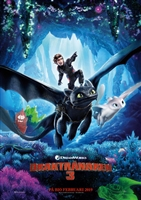 How to Train Your Dragon: The Hidden World #1616553 movie poster