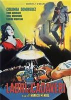 Ladrón de cadáveres movie poster