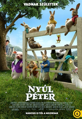Peter Rabbit poster #1617812