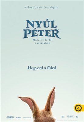 Peter Rabbit poster #1617813