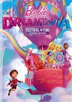 Barbie Dreamtopia: Festival of Fun movie poster