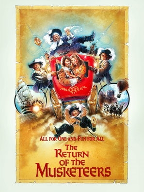 The Return of the Musketeers poster #1619877