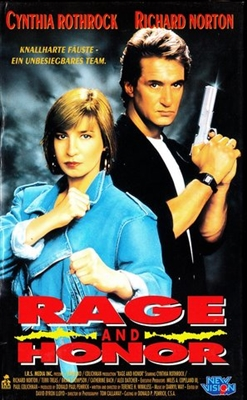 Rage and Honor poster #1619884