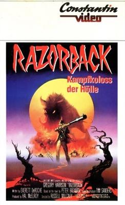Razorback poster #1619916