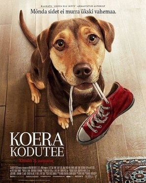 A Dog's Way Home poster #1619977