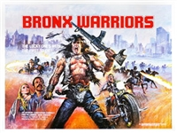 1990: I guerrieri del Bronx #1620227 movie poster