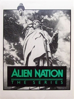 Alien Nation movie poster