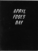 April Fool's Day movie poster