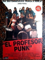 El profesor Punk movie poster