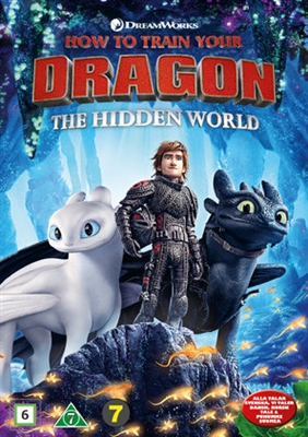 How to Train Your Dragon: The Hidden World poster #1622290