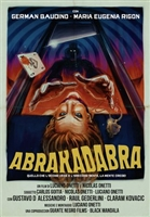 Abrakadabra movie poster