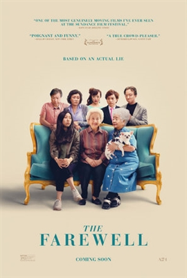 The Farewell poster #1622758