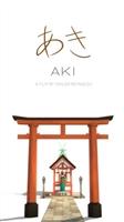 Aki movie poster