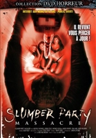 The Slumber Party Massacre #1623375 movie poster