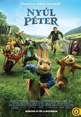 Peter Rabbit poster #1623987
