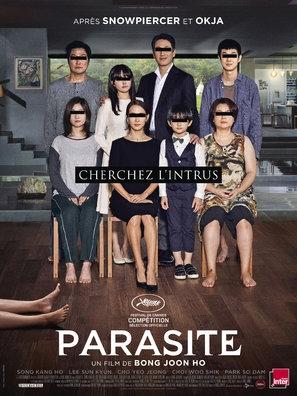 Parasite poster #1624134