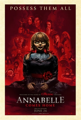 Annabelle Comes Home poster #1624973