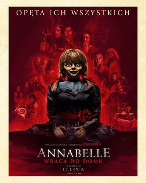 Annabelle Comes Home poster #1625019