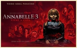 Annabelle Comes Home poster #1625035