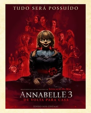 Annabelle Comes Home poster #1625036