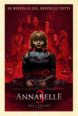 Annabelle Comes Home poster #1625060