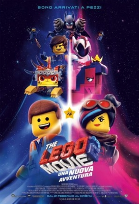 The Lego Movie 2: The Second Part poster #1625277
