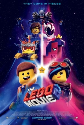 The Lego Movie 2: The Second Part poster #1625280