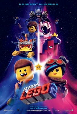 The Lego Movie 2: The Second Part poster #1625281