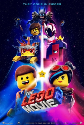 The Lego Movie 2: The Second Part poster #1625282
