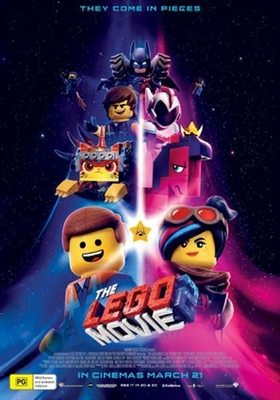 The Lego Movie 2: The Second Part poster #1625283