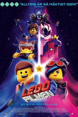 The Lego Movie 2: The Second Part poster #1625284
