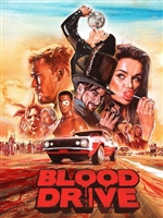 Blood Drive movie poster