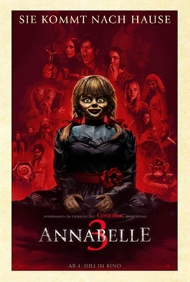 Annabelle Comes Home poster #1625317