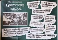 Greystoke movie poster