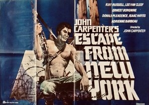 Escape From New York poster #1625859