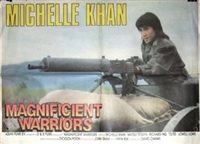 Magnificent Warriors movie poster