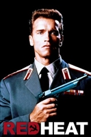 Red Heat movie poster