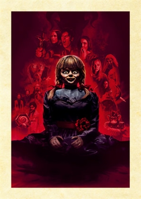 Annabelle Comes Home poster #1626853