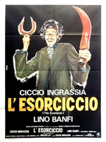 L'esorciccio movie poster