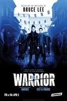Warrior movie poster