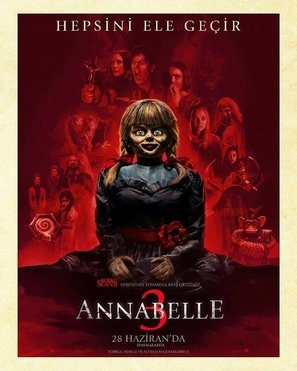 Annabelle Comes Home poster #1627723