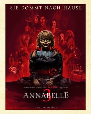 Annabelle Comes Home poster #1627725