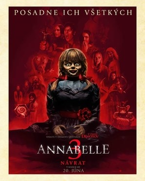 Annabelle Comes Home poster #1627726