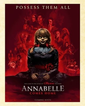 Annabelle Comes Home poster #1627727