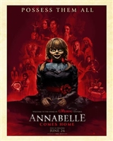 Annabelle Comes Home #1627729 movie poster