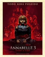 Annabelle Comes Home #1627731 movie poster