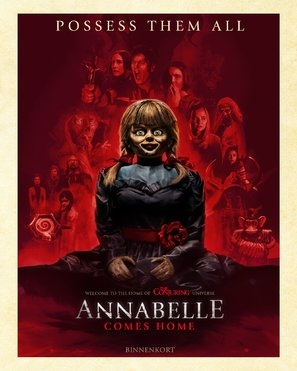 Annabelle Comes Home poster #1627732