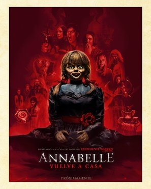 Annabelle Comes Home poster #1627733